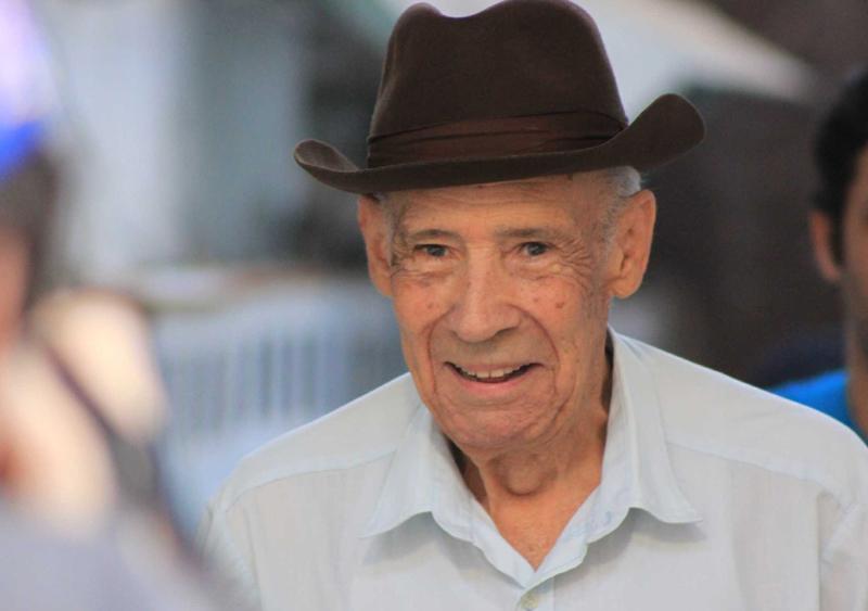 Reinaldo Miravalles en el personaje de Lino