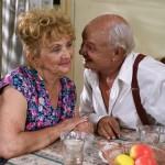 Enrique Molina (Larry Po) y Paula Alí (Julieta Cañizares)