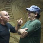 Everardo Vázquez y Rafael Solís