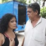 Tania Gómez y Ruben Carreño
